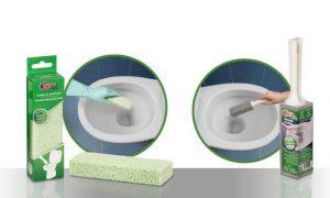 Cleaning Block WC - Urinstein und Kalk entfernen