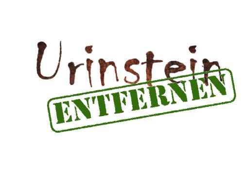 Urinstein Entfernen