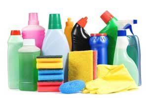 Chemikalien - Urinstein und Kalk entfernen